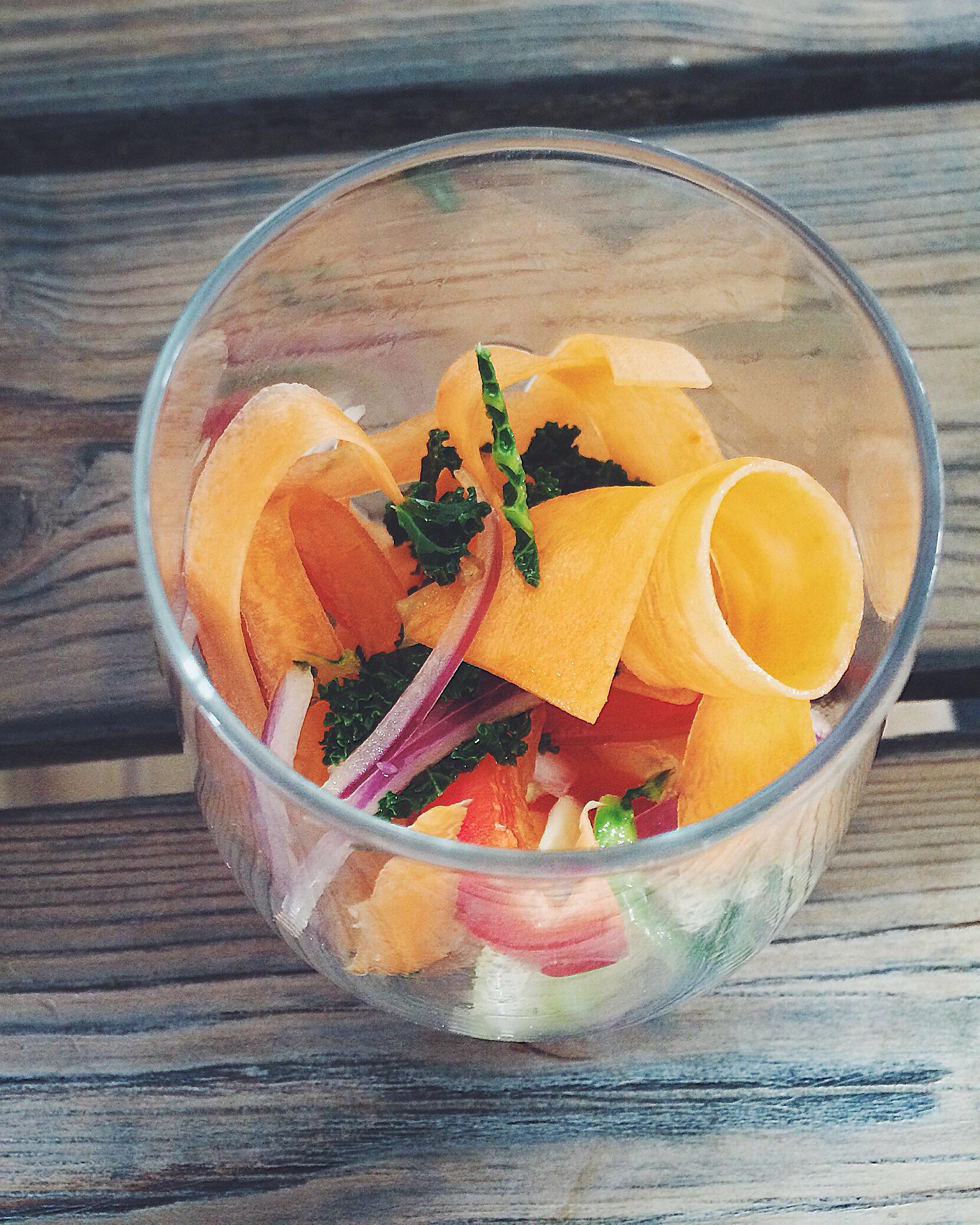 Salat som tilbehør