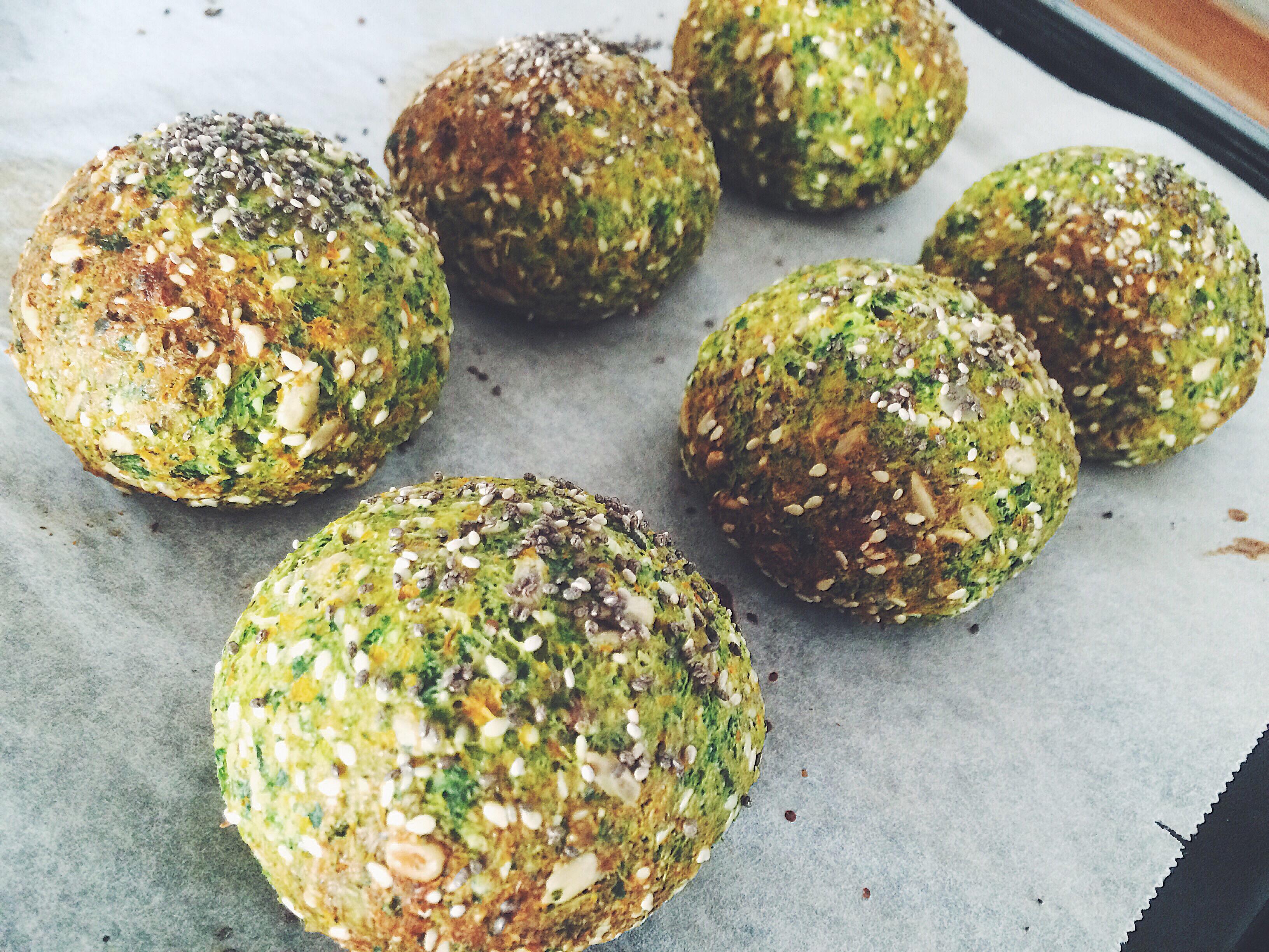 Grøntsagsboller
