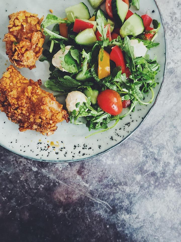 Kyllingenuggets uden gluten